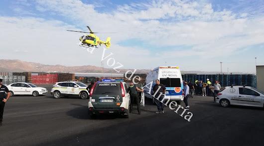 Una explosión deja dos heridos en una cooperativa agrícola en San Isidro
