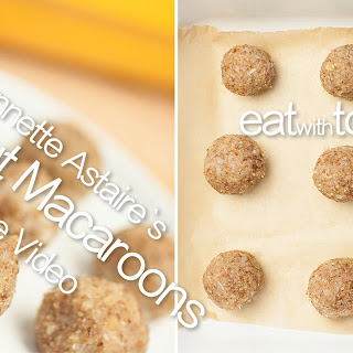 Coconut Macaroons Recipe - Lynnette Astaire