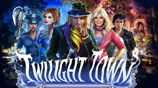 Twilight Town: Wimmelbildspiel – Miniaturansicht des Screenshots