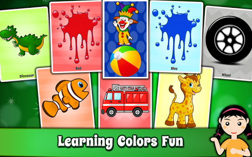 Shapes & Colors Learning Games for Kids, Toddler? screenshot 13