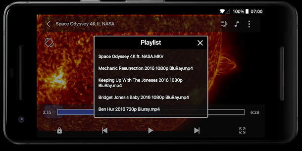 KPlayer – All format video player 4