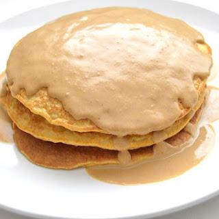 Sweet Potato Oat Pancakes.