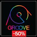Groove CM 13/12 Theme icon