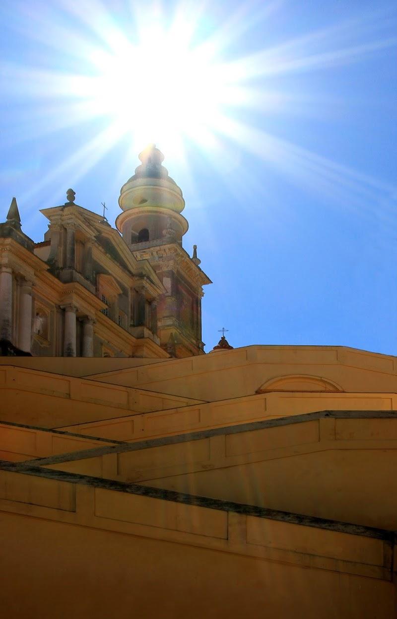Chiesa in cima alle scale di Princi Felice
