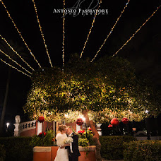 Wedding photographer Antonio Passiatore (passiatorestudio). Photo of 10.12.2018
