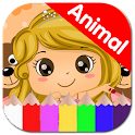 Paint Kid Pro - Animals icon