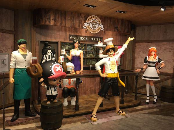 ❤台北美食❤全球首家航海王主題餐廳 身為海賊王粉絲的你 怎麼能不親自造訪呢!!!