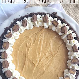Peanut Butter Chocolate Pie