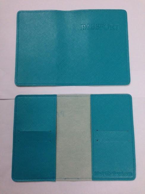 Vỏ bảo vệ Hộ Chiếu ( Passport cover, Passport Holder ) cực độc - 12