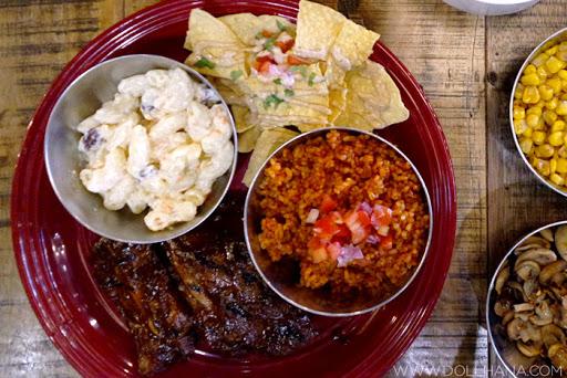latin american restaurant manila