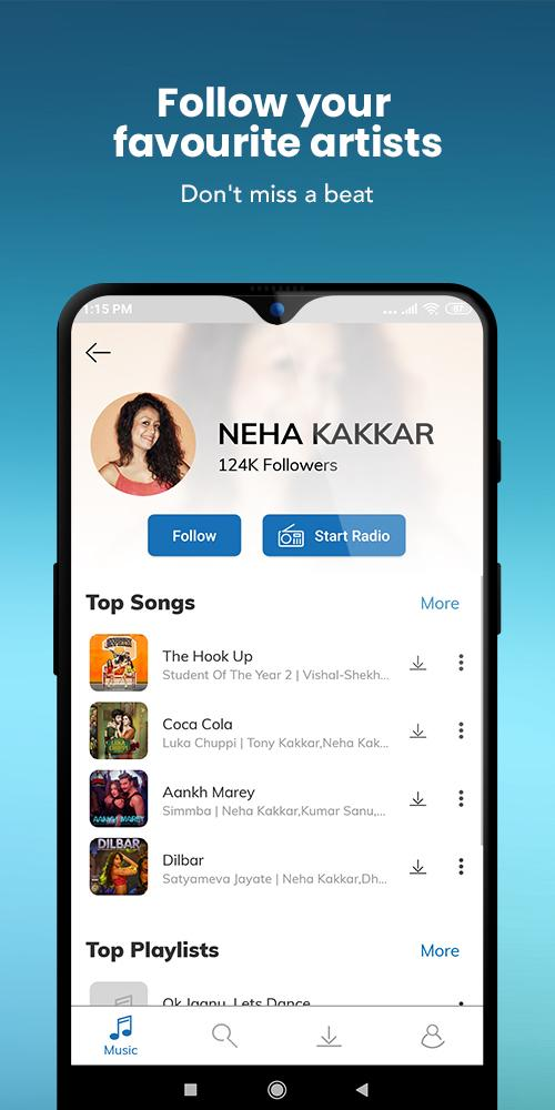 Hungama Music - Stream & Download MP3 Songs APK Cracked Free