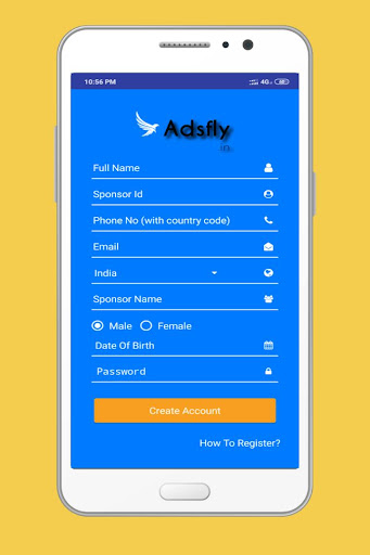 ADSFLY - Fly high with your dreams 3.0 screenshots 2