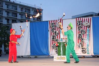Photo: グランプリ受賞・あきらとひろとのエキシビションパフォーマンス