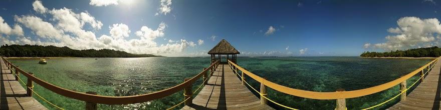 Photo: Fiji, Viti Levu Island, Coral coast