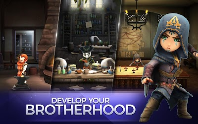 Assassin's Creed Rebellion 1.1.1 (Free Shopping) Mod Apk + OBB Data 7