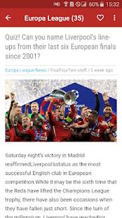 Liverpool News - LFC Daily News for PC-Windows 7,8,10 and Mac apk screenshot 2