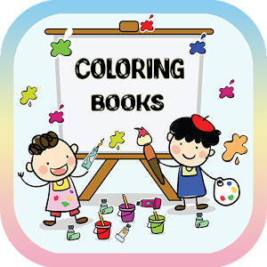Download Coloring Books For Kids For PC