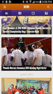 Phoenix Mercury Mobile- screenshot thumbnail