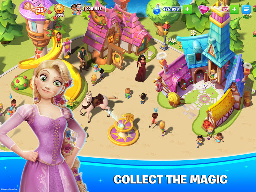 Disney Magic Kingdoms: Build Your Own Magical Park  screenshots 9
