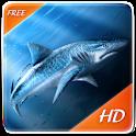 Sea Shark Live Wallpaper icon