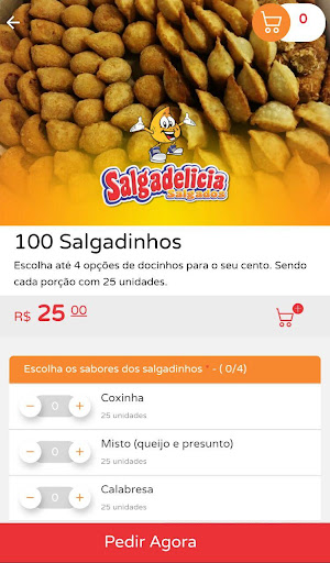 Salgadelicia Salgados for PC