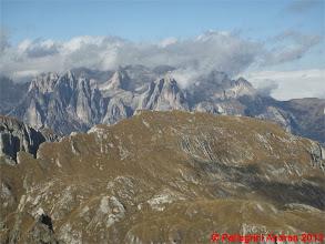 Photo: IMG_4447 Catinaccio d Antermoia da Cima Malinverno
