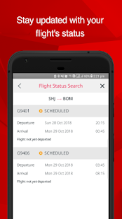 Air Arabia (official app) 5