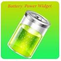 Battery Widget %Indicator icon