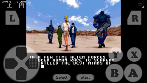Multi Snes9x (beta multiplayer SNES emulator) 0.046 screenshots 2