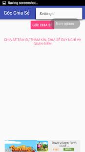 Góc Chia Sẻ - náhled