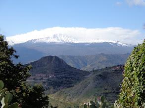 Photo: Mount Etna, seen from 1700 feet up