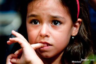 Photo: Mädchen mit Ohranhänger