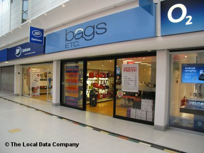 Bags Etc On Kingfisher Walk Luggage S In Town Centre