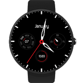 Sharp Classic Watch Face
