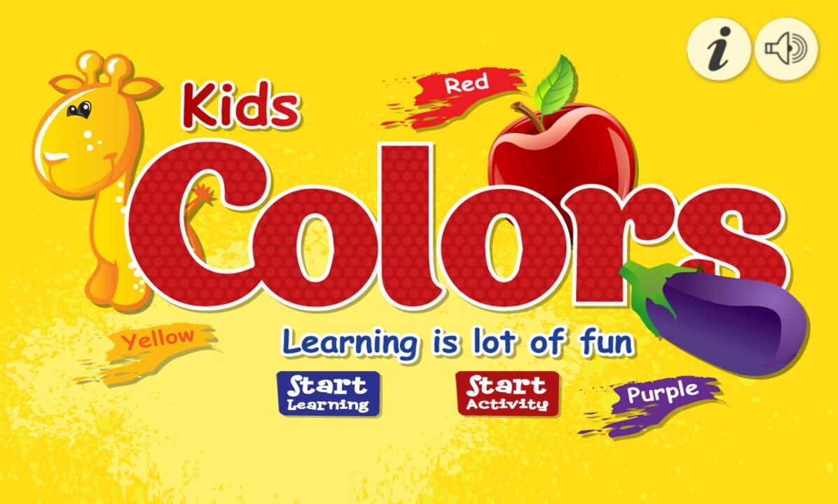 Learn Colors App APK download | APKPure.co