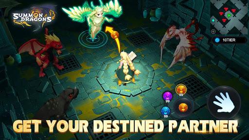 Summon Dragons modavailable screenshots 4
