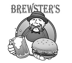 "Photo: ""Brewster's"" logo"
