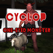 Cyclop One-eyed Monster