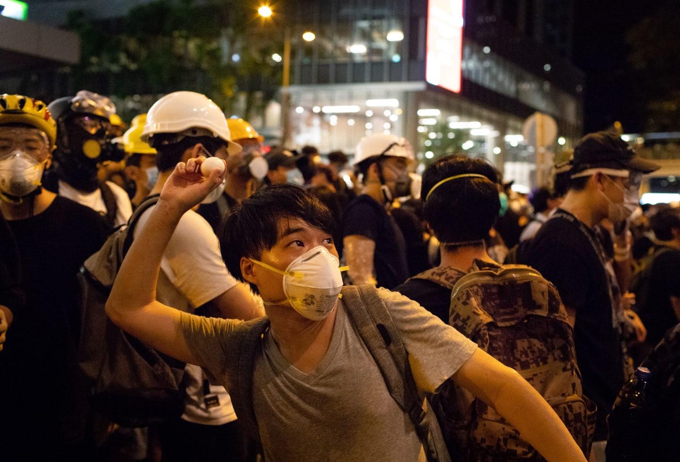 Gobierno chino congeló 9$ millones dirigidos a los manifestantes de Hong Kong