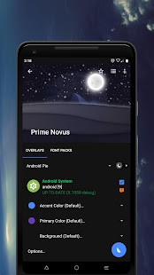 Captura de pantalla de Prime Novus Substratum