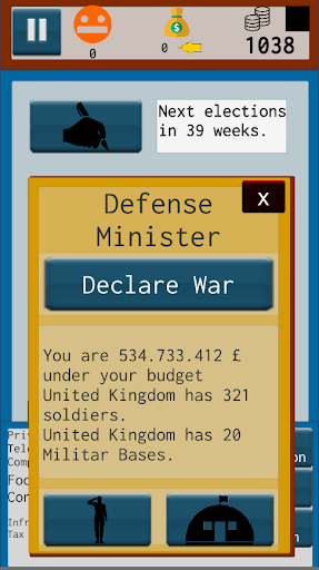 Parliament Tycoon Lite 1.2.37 screenshots 5