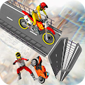 Ramp Moto Stunts icon