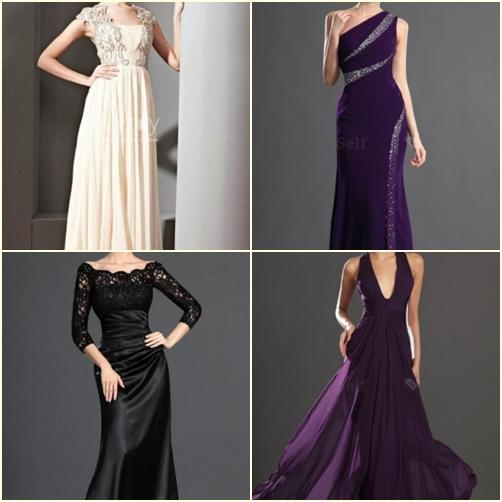 Latest Evening Dresses