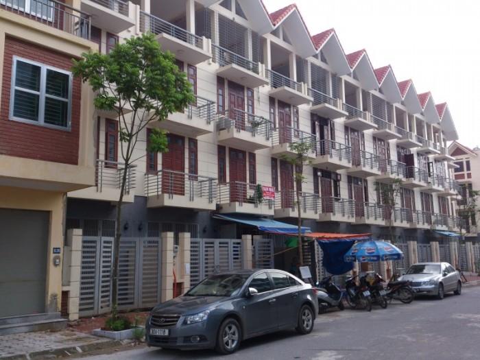 Đôi nét về liền kề 18 khu đô thị Văn Khê