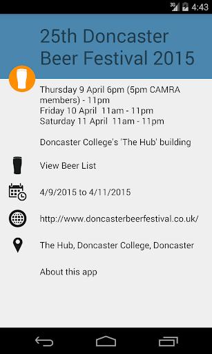 Doncaster Beer Festival 2017  screenshots 1