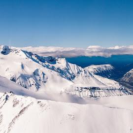 Alaska VIII by Kelly Maize - Landscapes Mountains & Hills ( mountain, mountains, alaska, valley, vast, landscape )