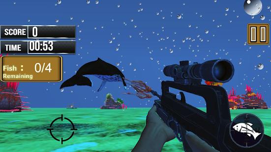 Wild Fish hunting 2 screenshot