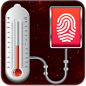 Fingerprint Body Temperature Simulator