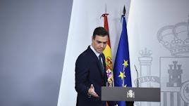 Pedro Sánchez anunciará hoy cambios en el Gobierno.