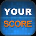 Your Score 📈 Free Credit Score & Credit Report 💳 icon